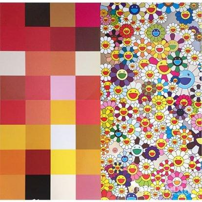 Takashi  Murakami - Acupuncture - Flowers