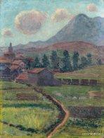 Dario Regoyos (de) - Durango y el Monte Amboto