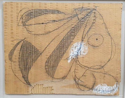 Joan  Miró - Femme