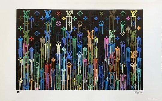 - Zevs - LV Multicolore_Negro