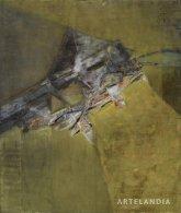Lucio Muñoz - Liorax amarillo