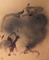 Antoni Tapies - Ocell de presa