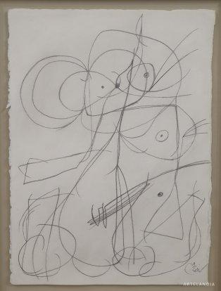 Joan  Miró - Personnage