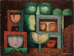 Eugenio Granell - Sin título