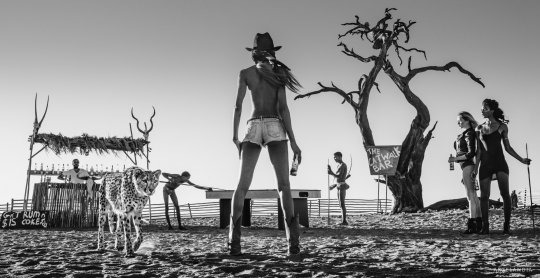 David Yarrow - The good the bad and the ass