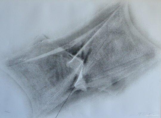Manuel Rivera - Untitled Serigrafía sobre papel