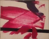 Luis Feito - 2310 Rojo y blanco.