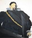 Manolo  Valdes - Conde Duque de Olivares