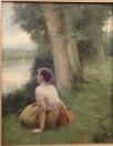Luis Jimenez Aranda - Mujer en el rio