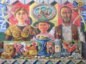 Rafael Zabaleta - Óleo sobre lienzo