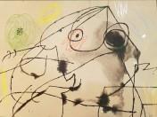 Joan  Miró - Tetre oiseau