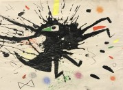 Joan  Miró - Untitled